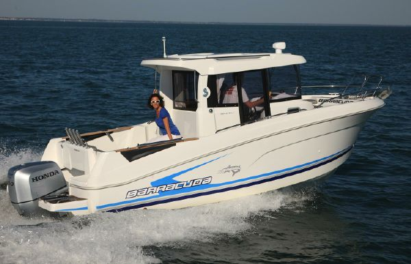 2017 Beneteau America Barracuda 7