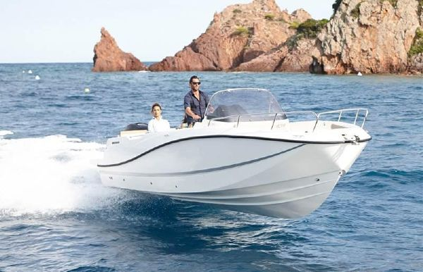 2018 Quicksilver Activ 755 Open