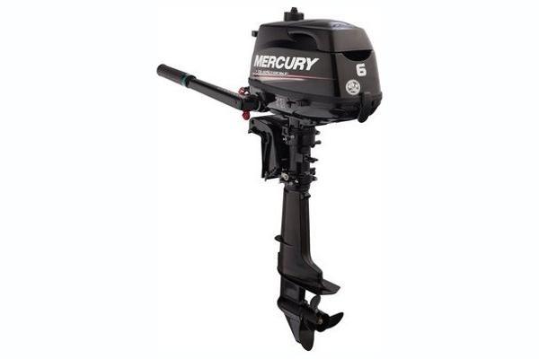 Mercury 6 hp 4-stroke
