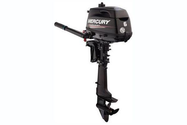 Mercury Fourstroke 6 hp - main image