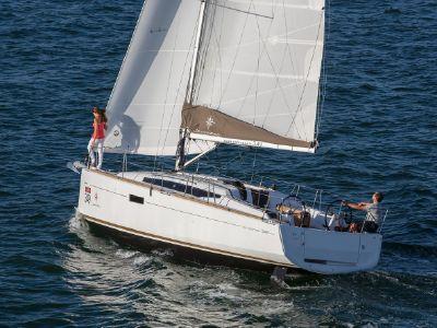 2020 Jeanneau<span>Sun Odyssey 349</span>