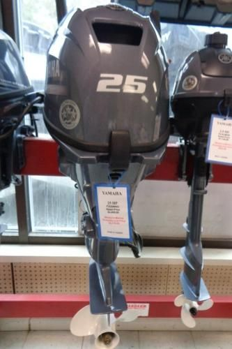 Yamaha Outboards F25SWHC