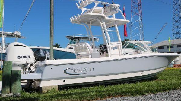 Robalo 246 Cayman SD