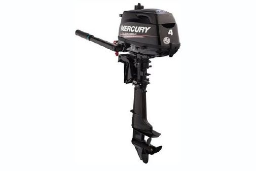 Mercury Fourstroke 4 hp image