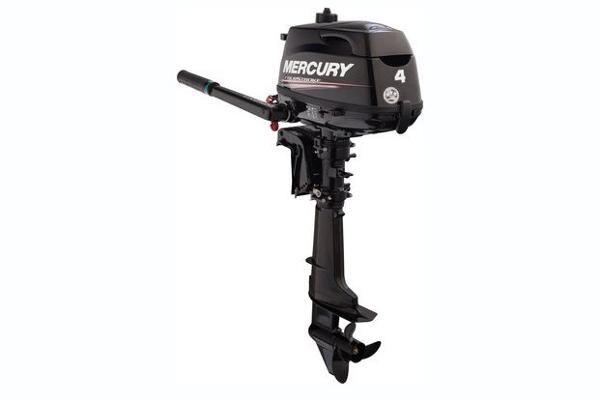 Mercury Fourstroke 4 hp - main image