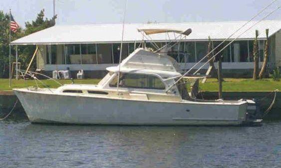 Hatteras Sport Cruiser