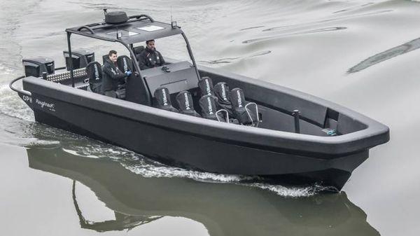 Roughneck M10 Ophardt Maritim Roughneck
