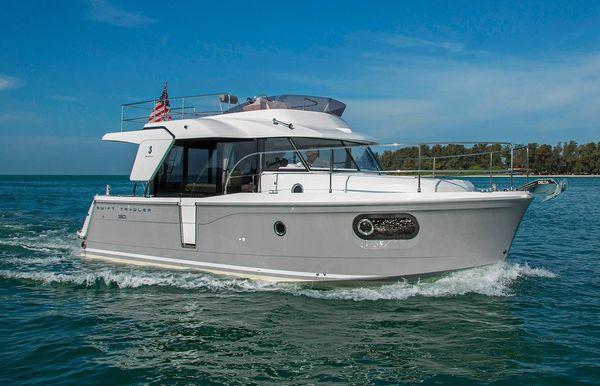 2018 Beneteau America Swift Trawler 30