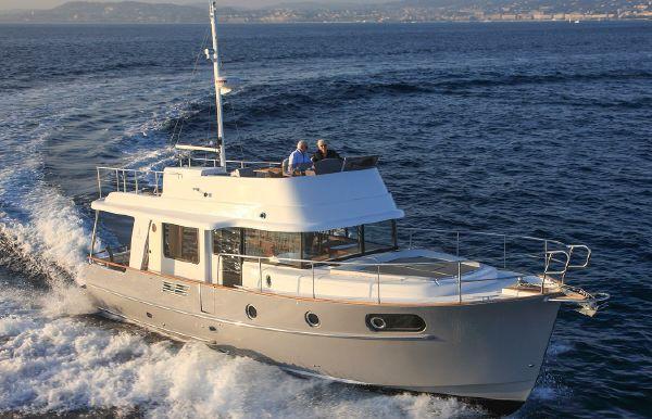 2017 Beneteau America Swift Trawler 44