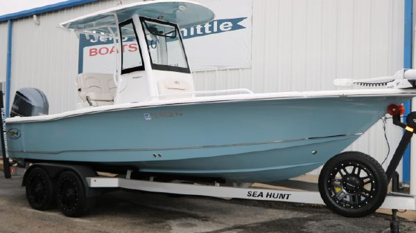 Sea Hunt BX25FS