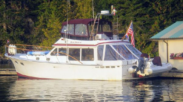 Bluewater Yachts Ultimate 42
