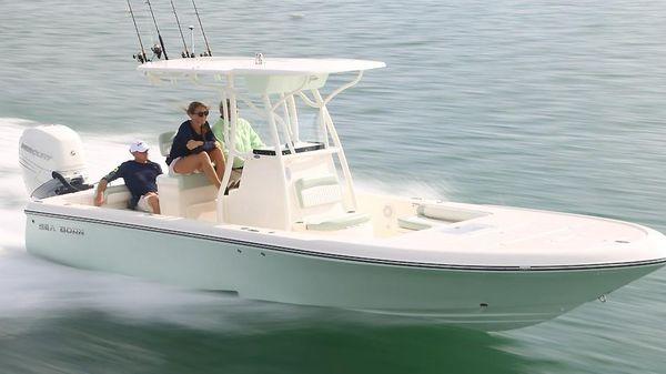 Sea Born FX 25