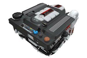 2020 Mercury 270 hp Stern Diesel