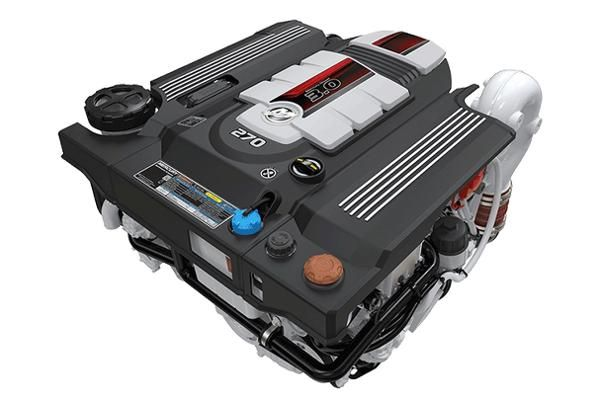 Mercury 270 hp Inboard Diesel - main image