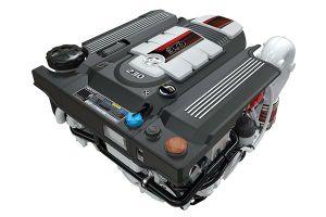 2020 Mercury 230 hp Inboard Diesel