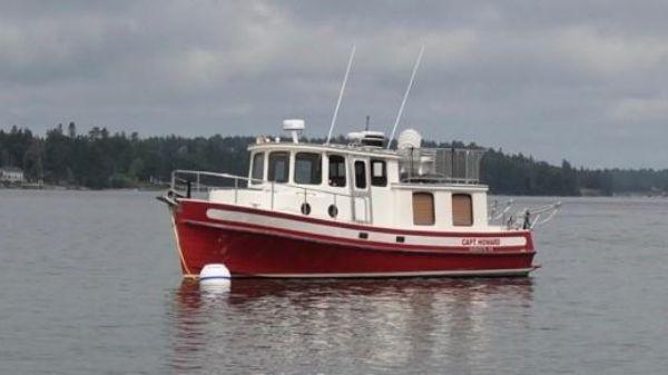 Nordic 32 Tug