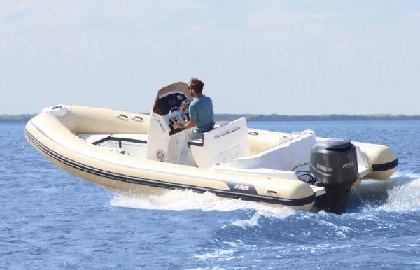 2022 AB Inflatables Oceanus 21 VST
