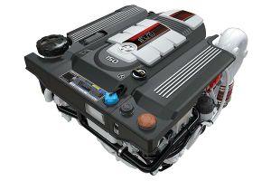 2020 Mercury 150 hp Stern Diesel