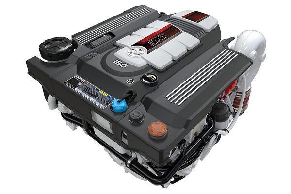 Mercury 150 hp Stern Diesel - main image