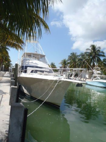 1994 Ocean Yachts Super Sport LOW HOURS Updated!