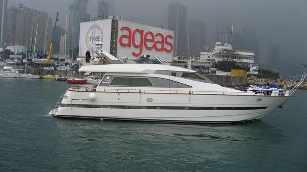 Tecnomarine 62 Motor Yacht