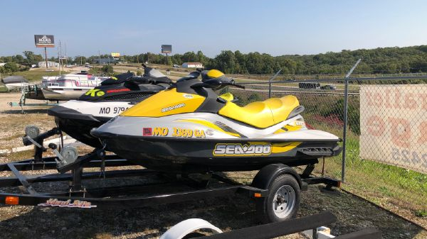 Sea-Doo GTI SE (155 hp)