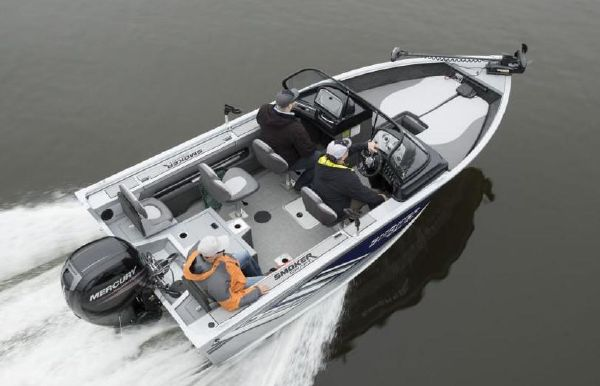 2020 Smoker Craft 182 Explorer