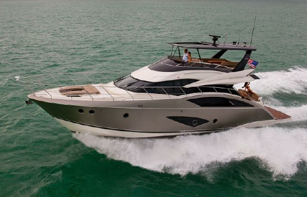 2017 Marquis 660 Sport Yacht