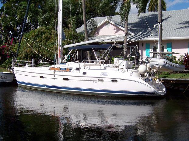 2002 Hunter 456 Passage