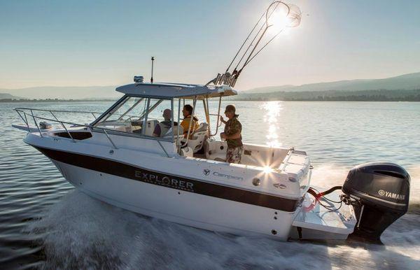 2019 Campion Explorer 682 Sport Cabin BRA