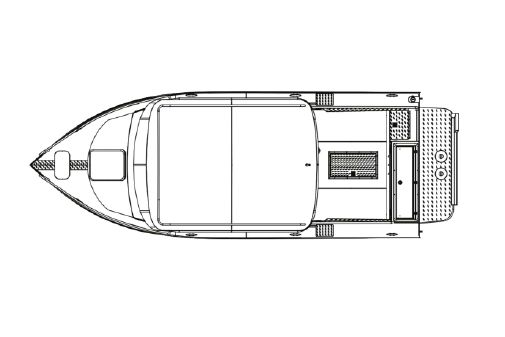 Hewescraft 240 Pacific Cruiser ET image
