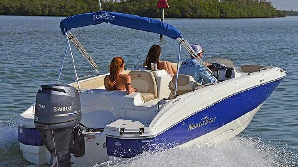 NauticStar 193SC Sport Deck Manufacturer Provided Image