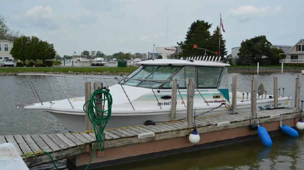 Baha Cruisers 299 Fisherman