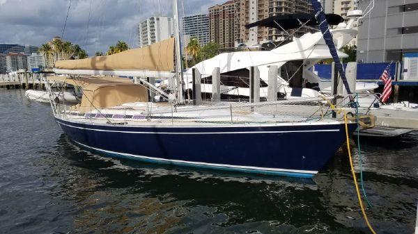 Grand Soleil 46.3 Dockside