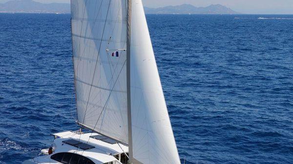 Catamaran Cruisers DH55