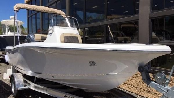 Tidewater 198 Center Console