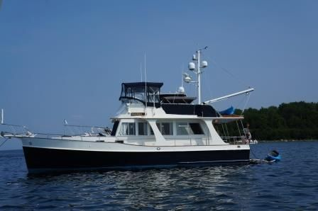 Grand Banks 42 Europa Style Trawler Grand Banks 42 Europa Style Trawler