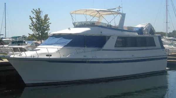 Vantare 58 Motor Yacht
