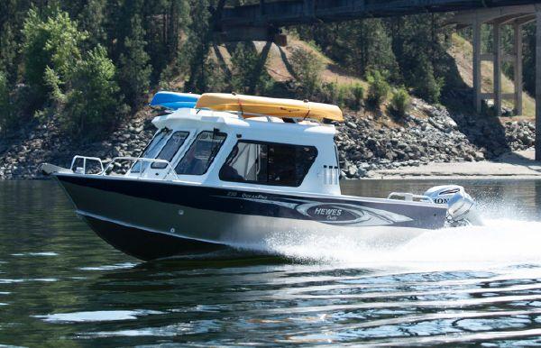 2021 Hewescraft 220 Ocean Pro ET HT
