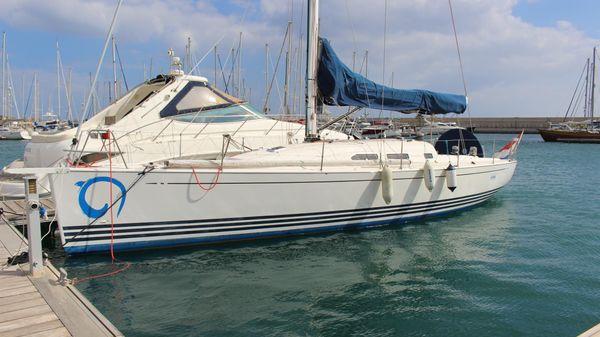 X-Yachts 41
