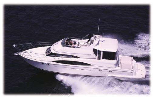 2003 Carver 564 Cockpit Motor Yacht