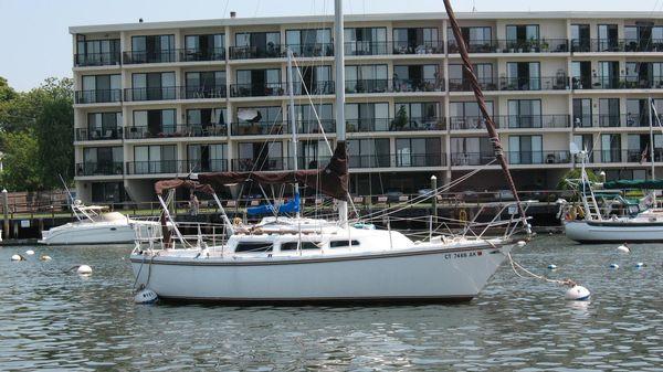 Catalina 27 Tall Rig