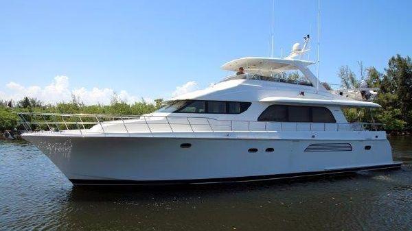 Cheoy Lee Motor Yacht
