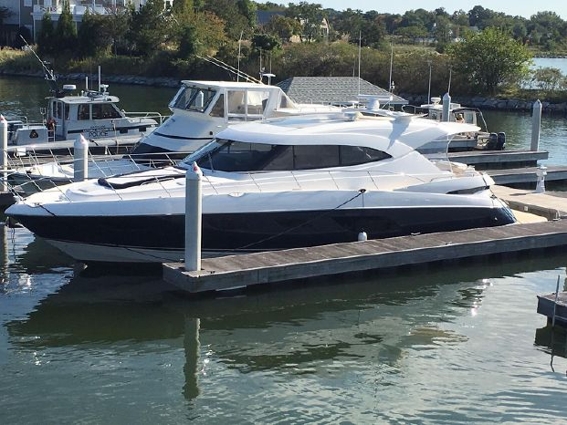 2018 Riviera 6000 Sport Yacht- IN STOCK!
