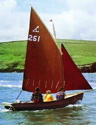 Cornish Crabbers Coble - main image