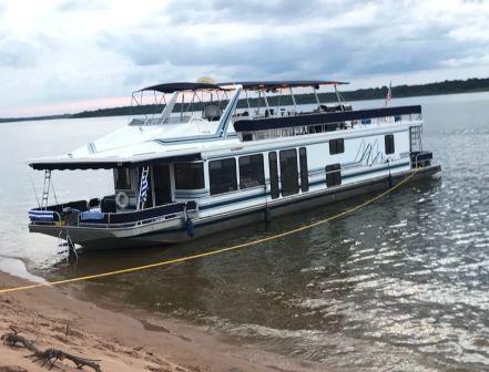 Sumerset 72 Houseboat