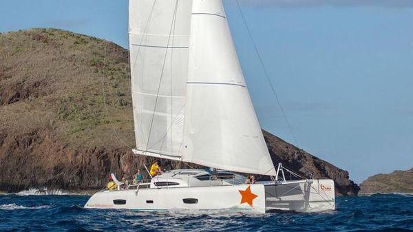 Catamaran TS 52.8