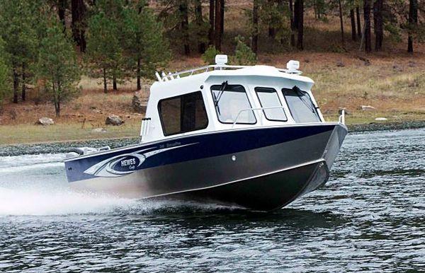 2021 Hewescraft 240 Ocean Pro ET HT