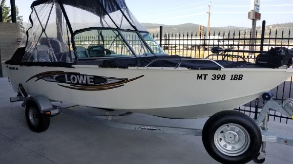 Lowe FS 165