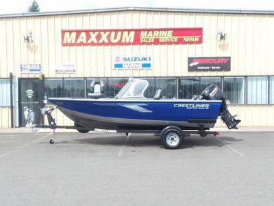 2019 Crestliner<span>1650 Fish Hawk</span>